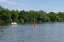 Wasserski-Event Anfang Juli 2016