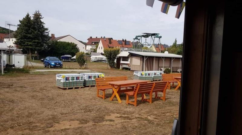 Neue Pavillon Terrasse
